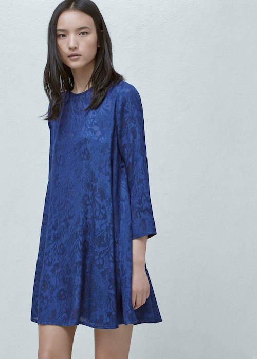 You Can Wear It To A Wedding And The Office Winning This China Blue Dress Which Is Also Available In Cognac Has Just Right Amount Of