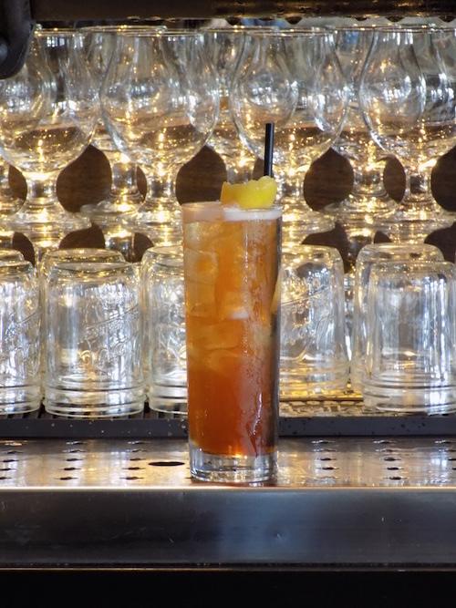 Cask & Larder Beer & Sand Cocktail