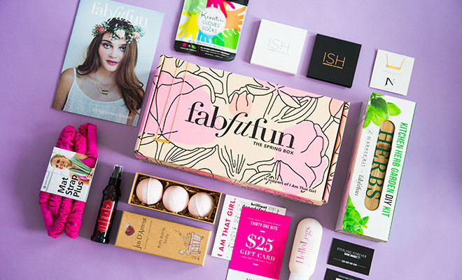 We Re Revealing The Spring Box Yes Whole Thing