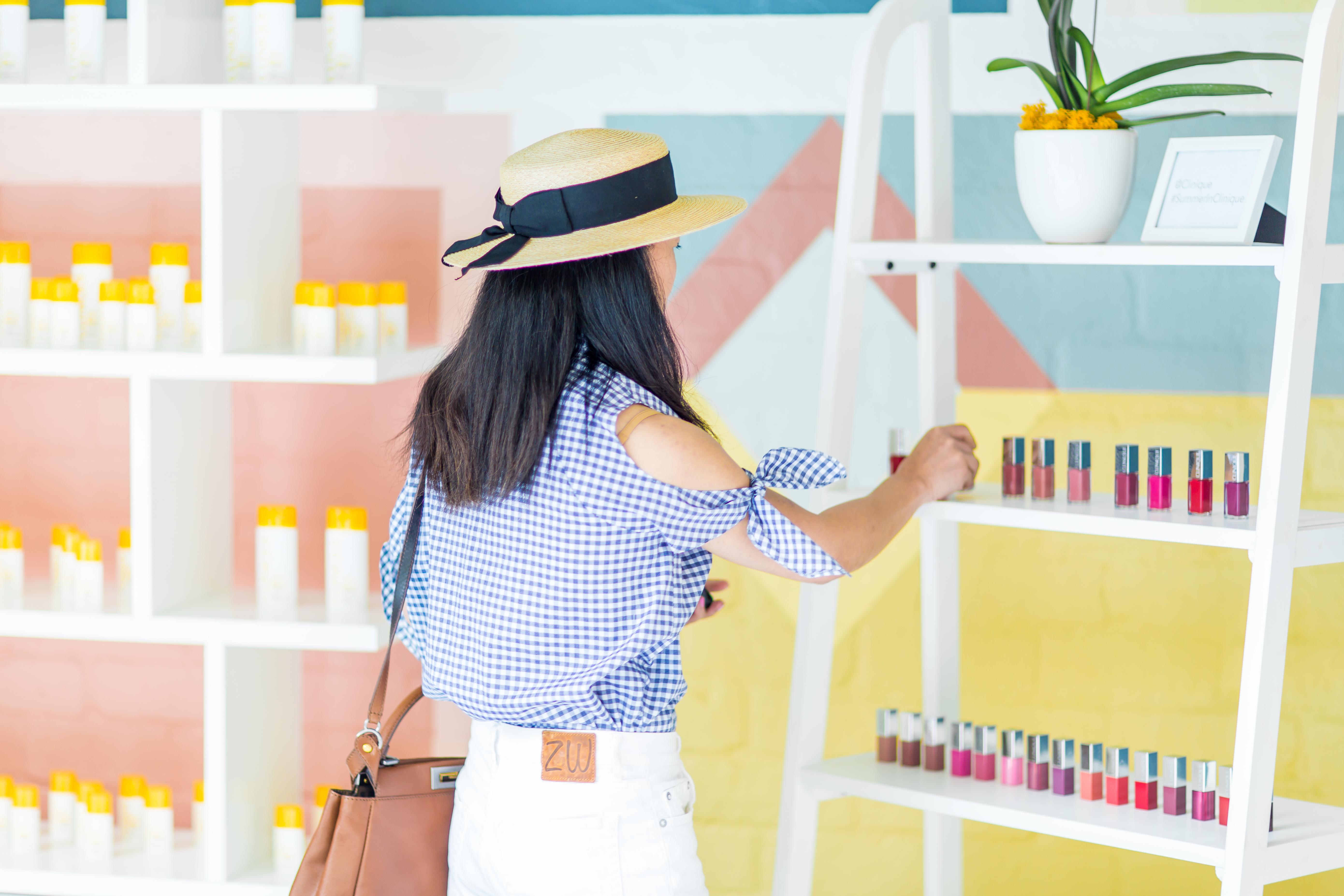 Clinique Beauty Bar