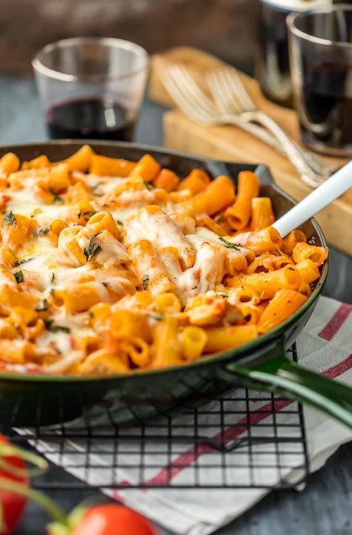 chicken-parmesan-pasta-skillet-9-of-12