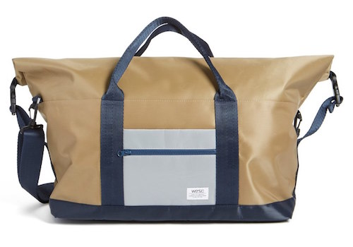 Is a neutral bag more your style  Grab this classic tote that doubles as a  gym bag and a weekender duffel. It s spacious enough to pack a change of  clothes ... 741142da058ef