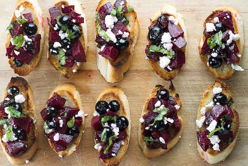 Beet-and-Blueberry-Bruschetta-9