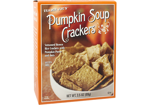soup crackers
