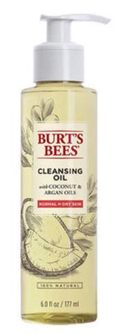 Burt's Cleansing Oil