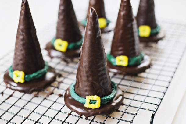 Witch's Hat Cookies_horizontal