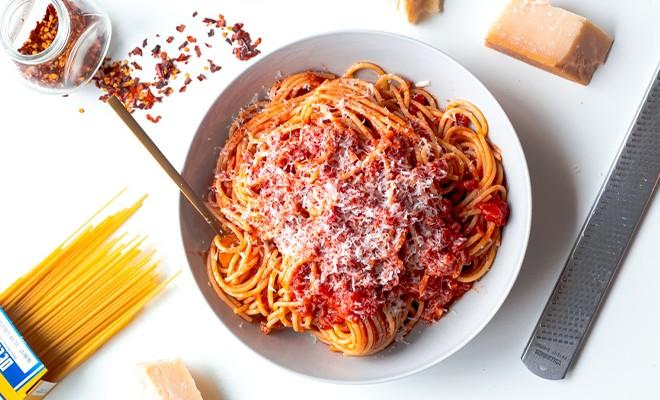 how to make delicious spaghetti