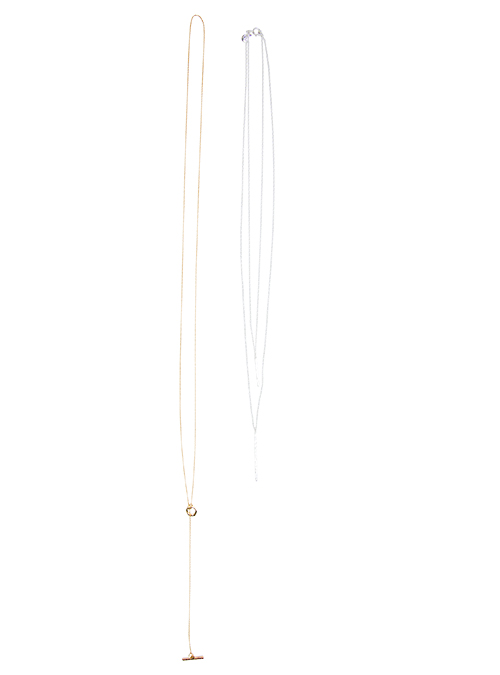 Gorjana-Gold+Silver-Necklace