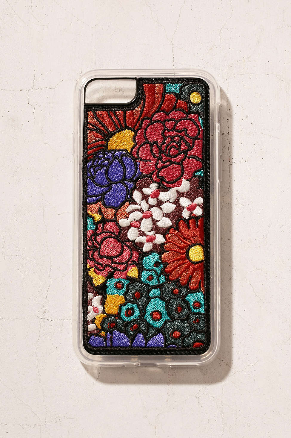 Embroidered Case