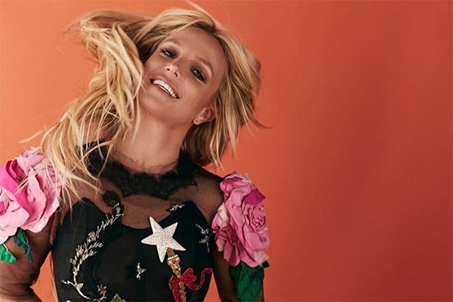 Britney Spears Is Finally on Snapchat - FabFitFun