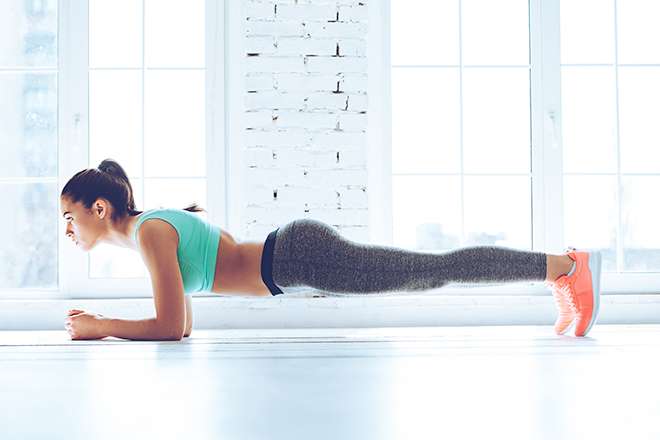5 Workout Moves to Tone Your Best Bedroom Assets