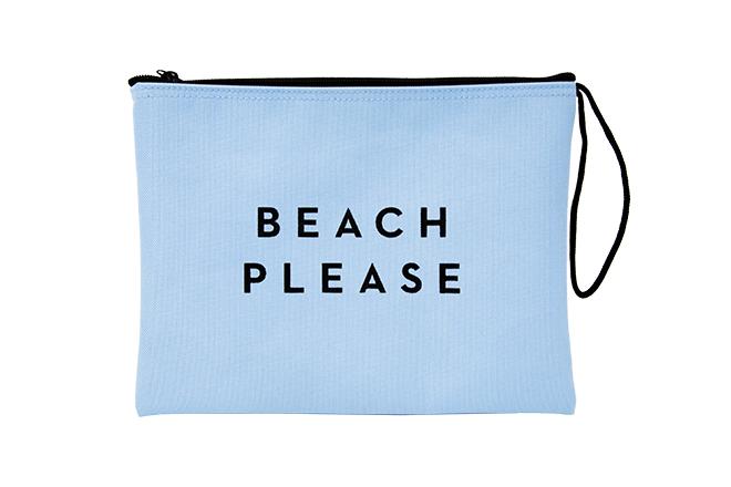 Beach-Please-Clutch