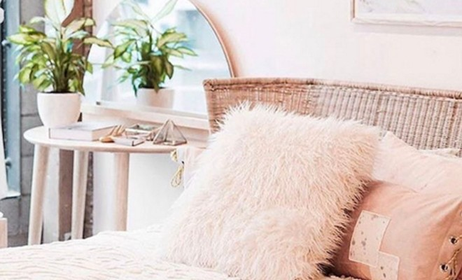 Millennial Pink Home Décor Pieces You Need To Asap