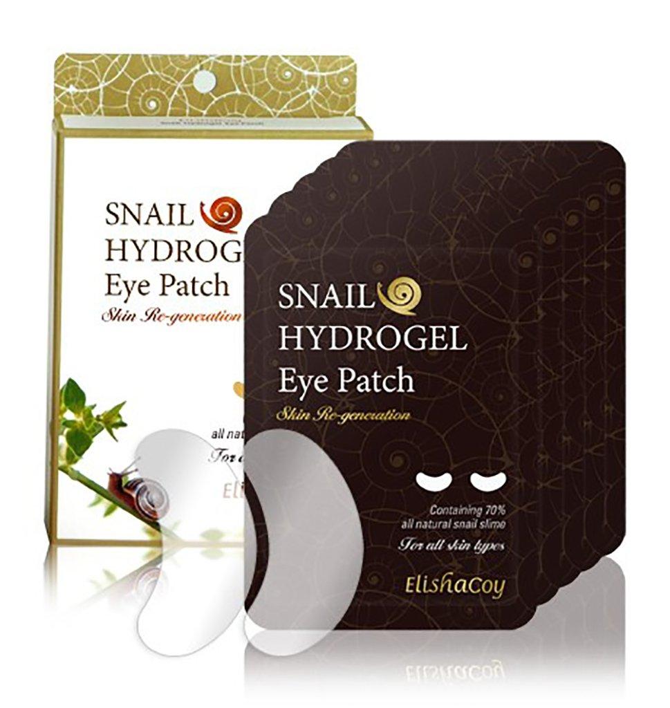 Elisha-Coy-Snail-Hydrogel-Eye-Patch