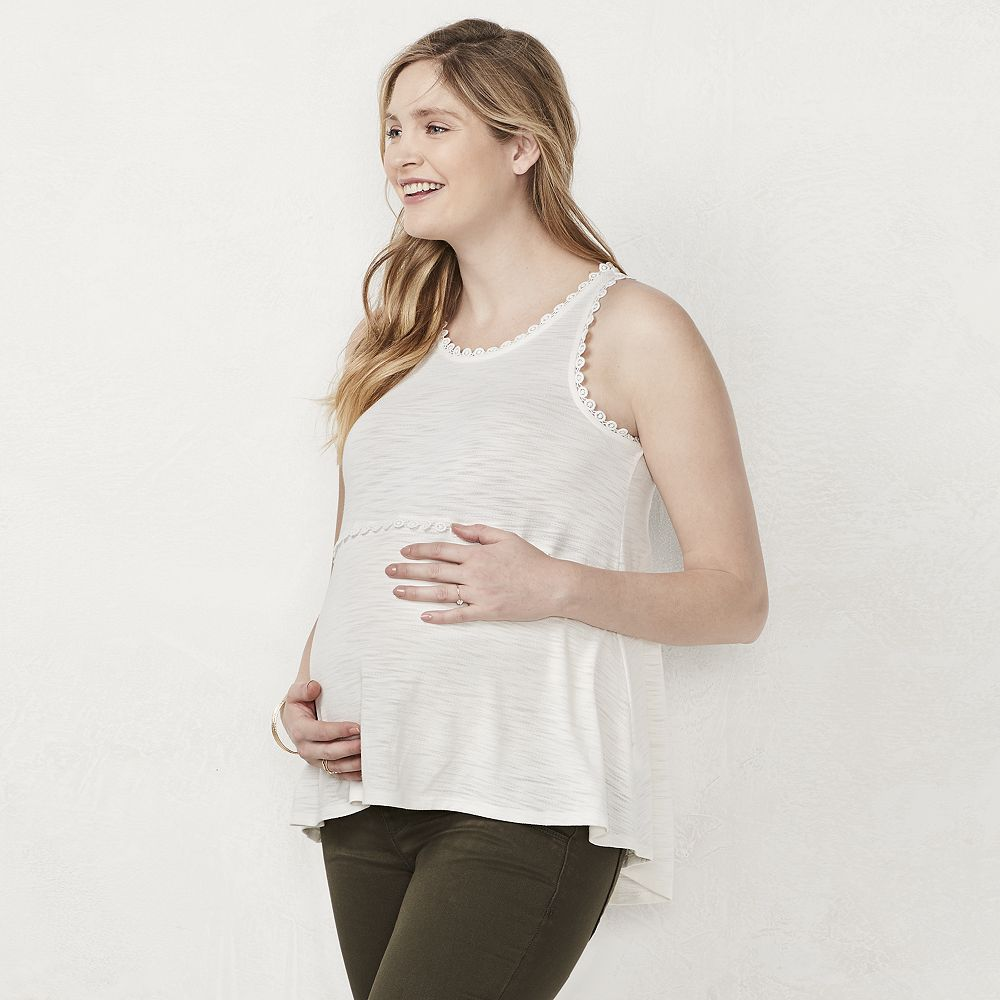 7991a8fc32916 Mom-To-Be Lauren Conrad Launches the Cutest Maternity Line - FabFitFun