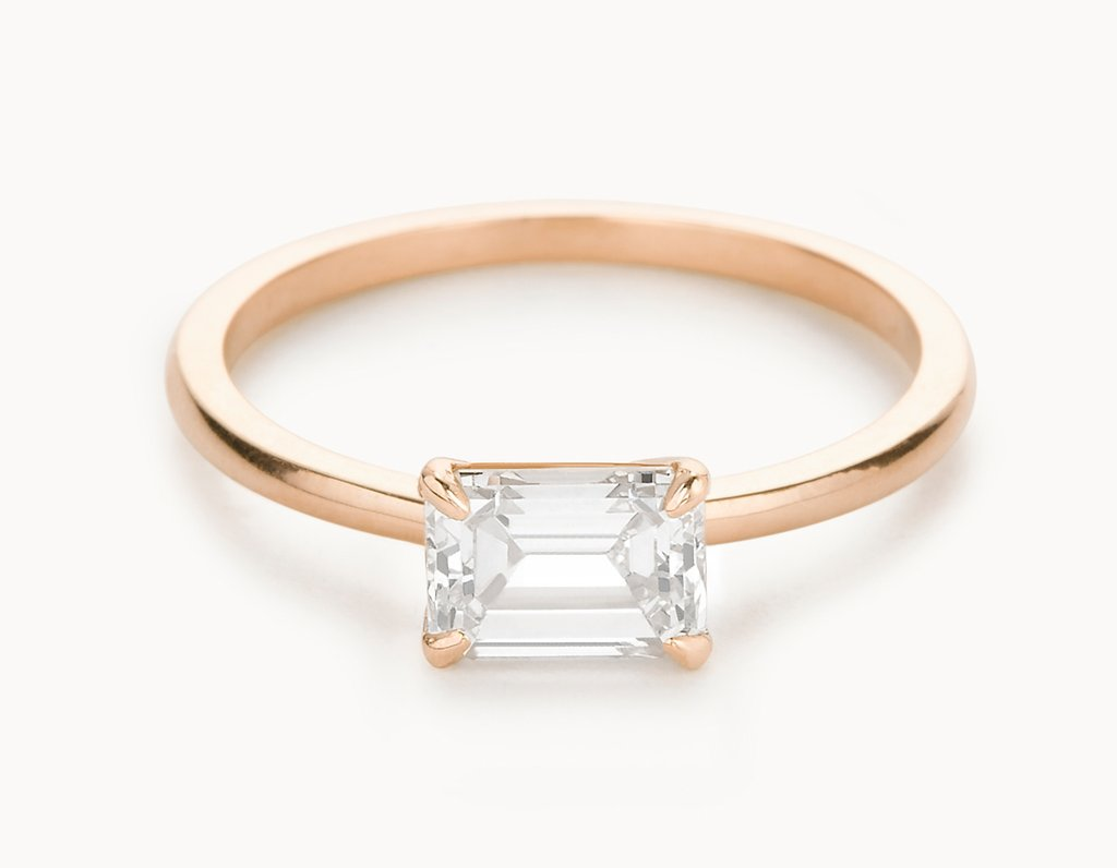 blog wedding top rings rose lightly engagement ring subtle diamond gold holly goes hollygoeslightly