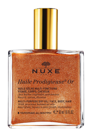 Nuxe glow oil