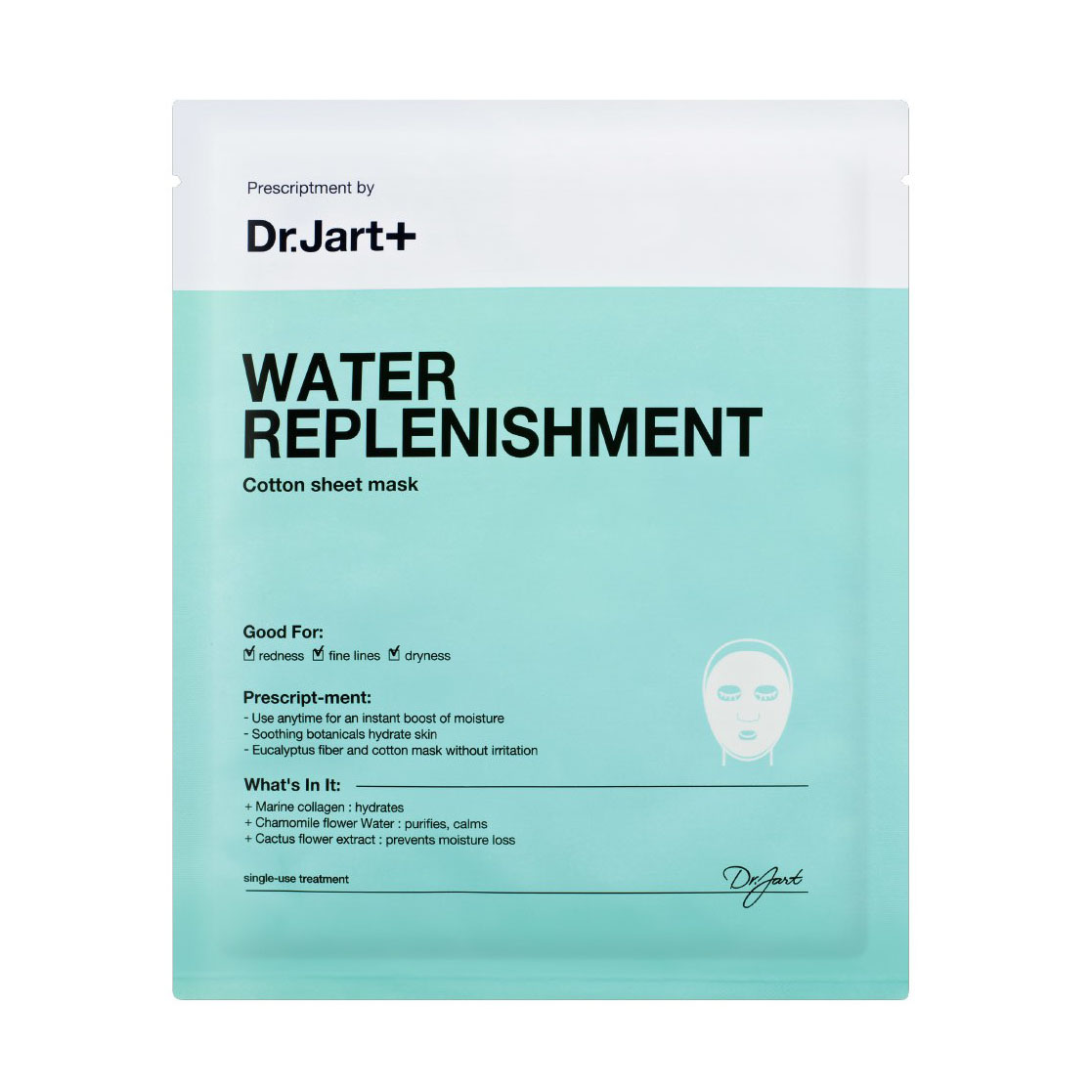 dr-jart-water-replenishment-cotton-sheet-mask