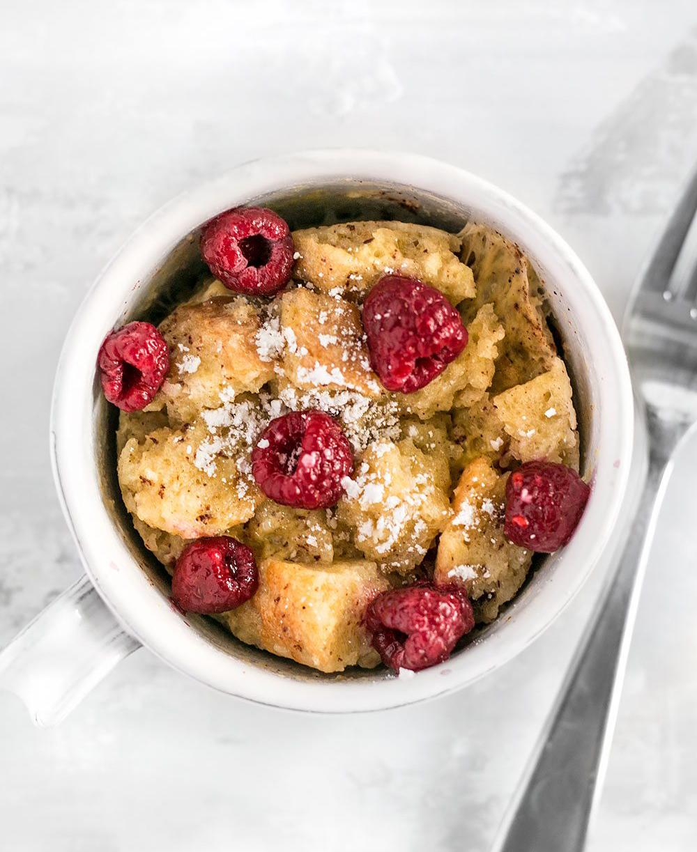 10 Delicious And Easy Breakfast Microwave Mug Recipes Fabfitfun