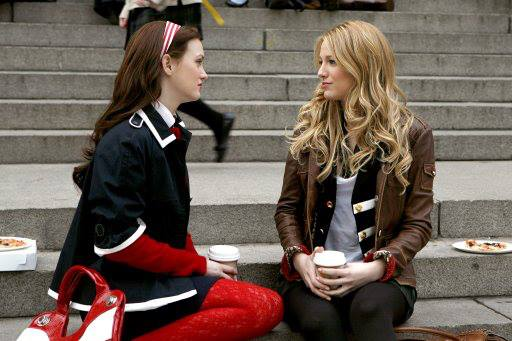 blair and serena gossip girl when we think of bffs none other than blair and serena come to mind each girl has their own unique signature style