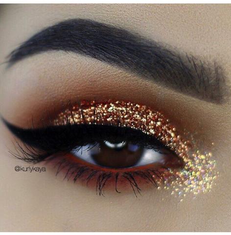 Yes You Can Rock Glitter Makeup Fabfitfun