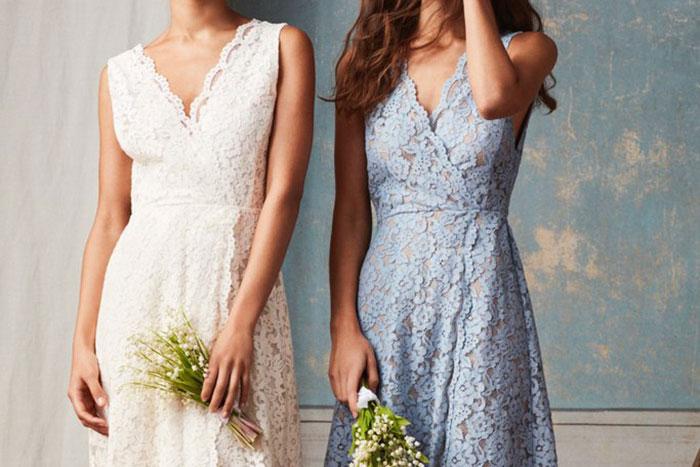 What?! H&M Has an Entire Wedding Collection - FabFitFun