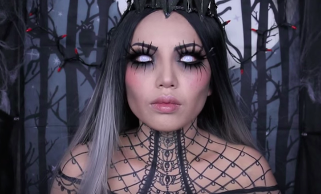 The Best YouTubers to Follow for Halloween Makeup Tutorials ...