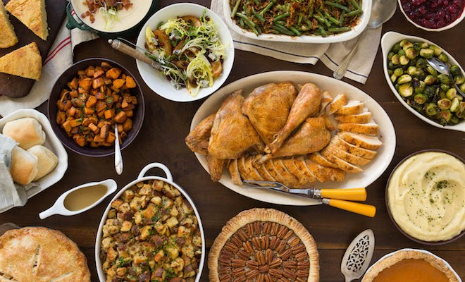 5 foodies to follow for friendsgiving dinner ideas fabfitfun